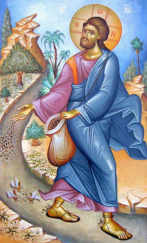 EVANGHELIA DUMINICII A 21-A DUPĂ RUSALII