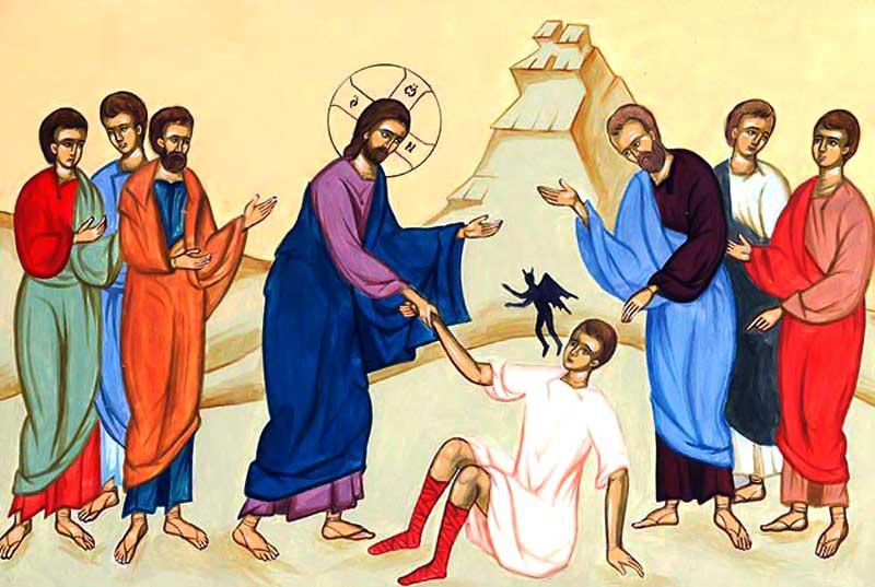 Evanghelia despre slăbiciunea necredinţei şi puterea credinţei