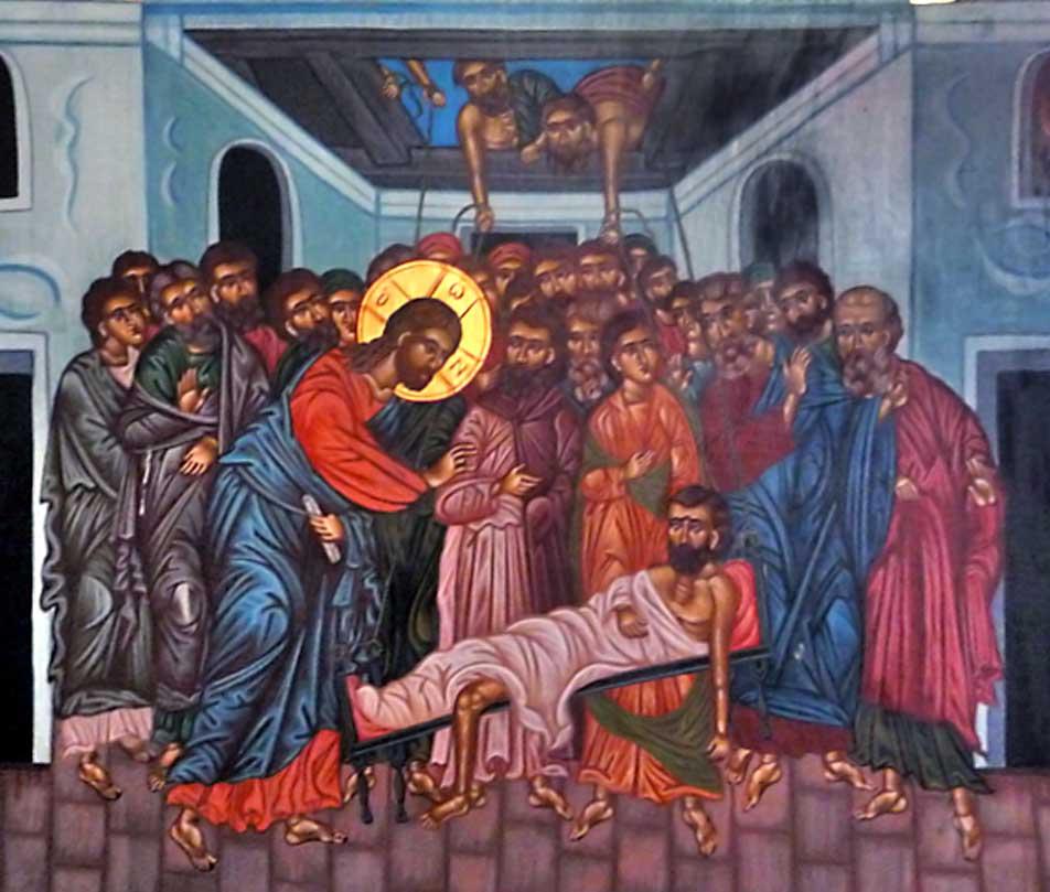 vindecarea-slabanogului-Capernaum