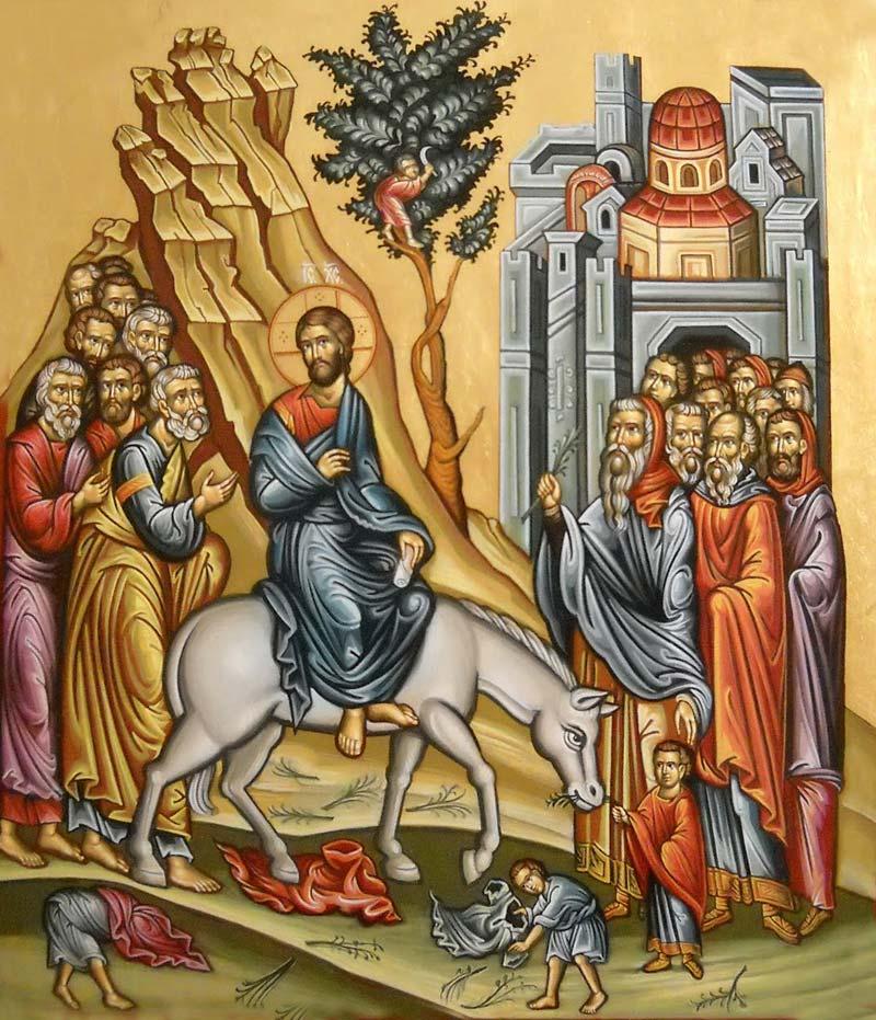 Evanghelia despre împărţirea turmei înaintea păstorului