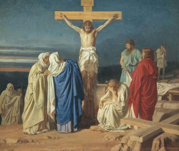 Cele şapte cuvinte ce le-a rostit Iisus pe Cruce