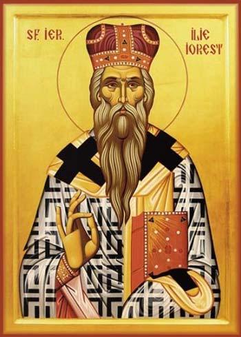 Sfântul Ierarh Ilie Iorest