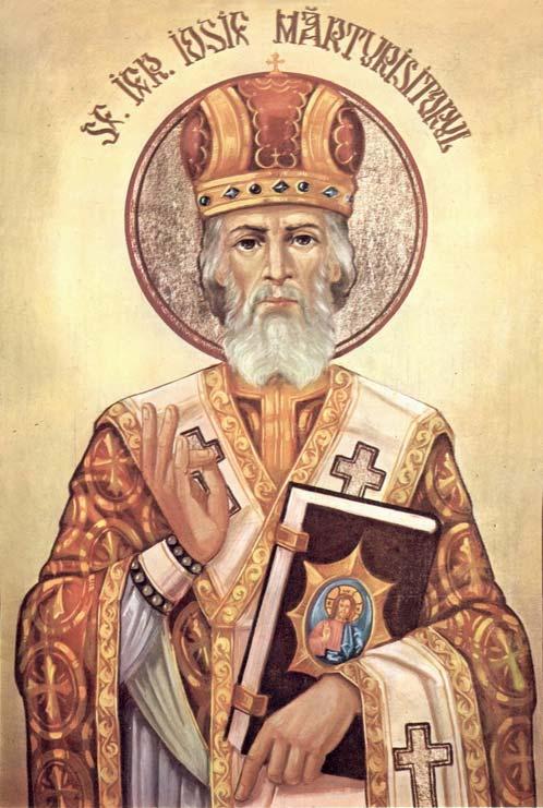 Sfântul Ierarh Iosif Mărturisitorul