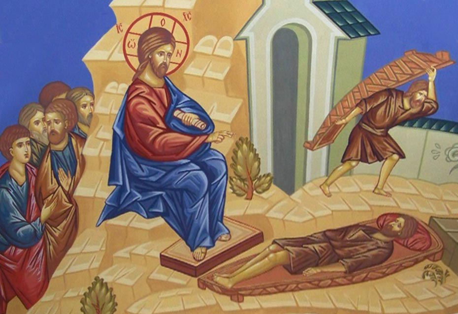 Evanghelia slăbănogului – a adevăratei bucurii