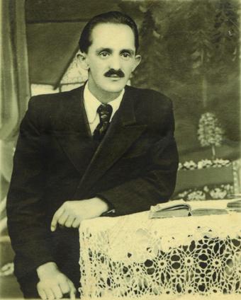 """Martorul credincios, """"fratele-învăţător"""" Ioan Marini"""