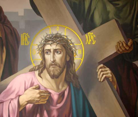 A FI CREŞTIN E A-I URMA LUI IISUS