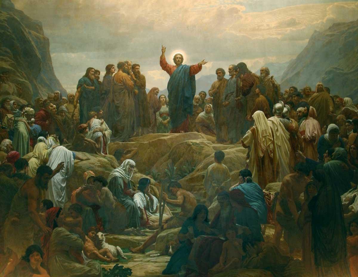 """""""NU PUTEŢI SLUJI LA DOI DOMNI: ŞI LUI DUMNEZEU, ŞI LUI MAMONA"""""""