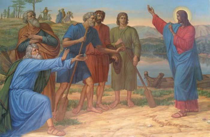 Iisus-cu-ucenicii