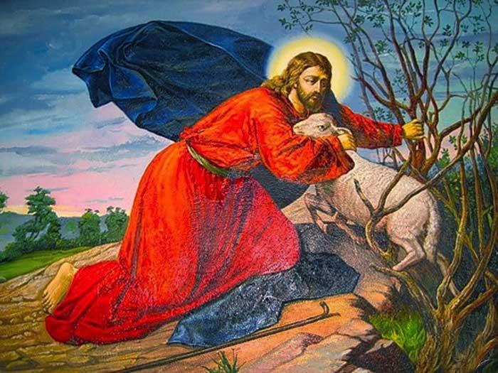 Iisus-Blandul-Pastor