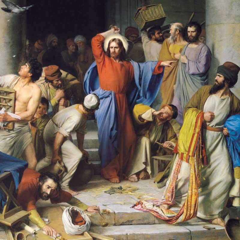 Iisus-alunga-negustorii-din-templu