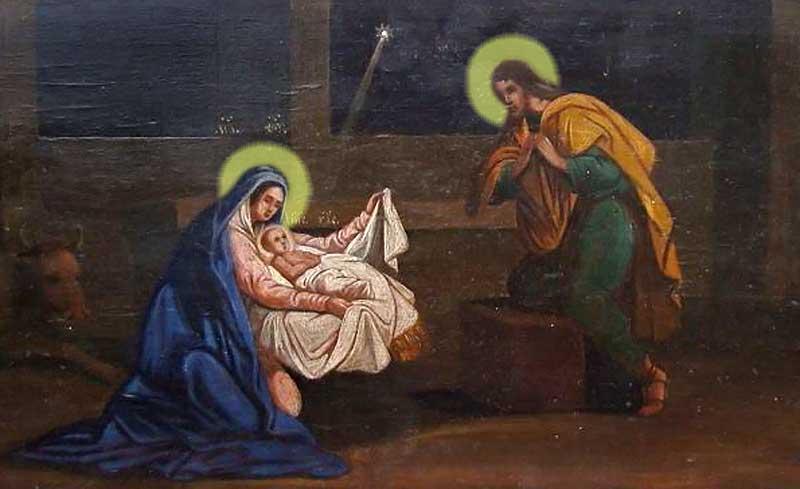 [Aşteptăm Naşterea Fiului lui Dumnezeu]