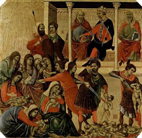 EVANGHELIA DUMINICII DUPĂ NAŞTEREA DOMNULUI