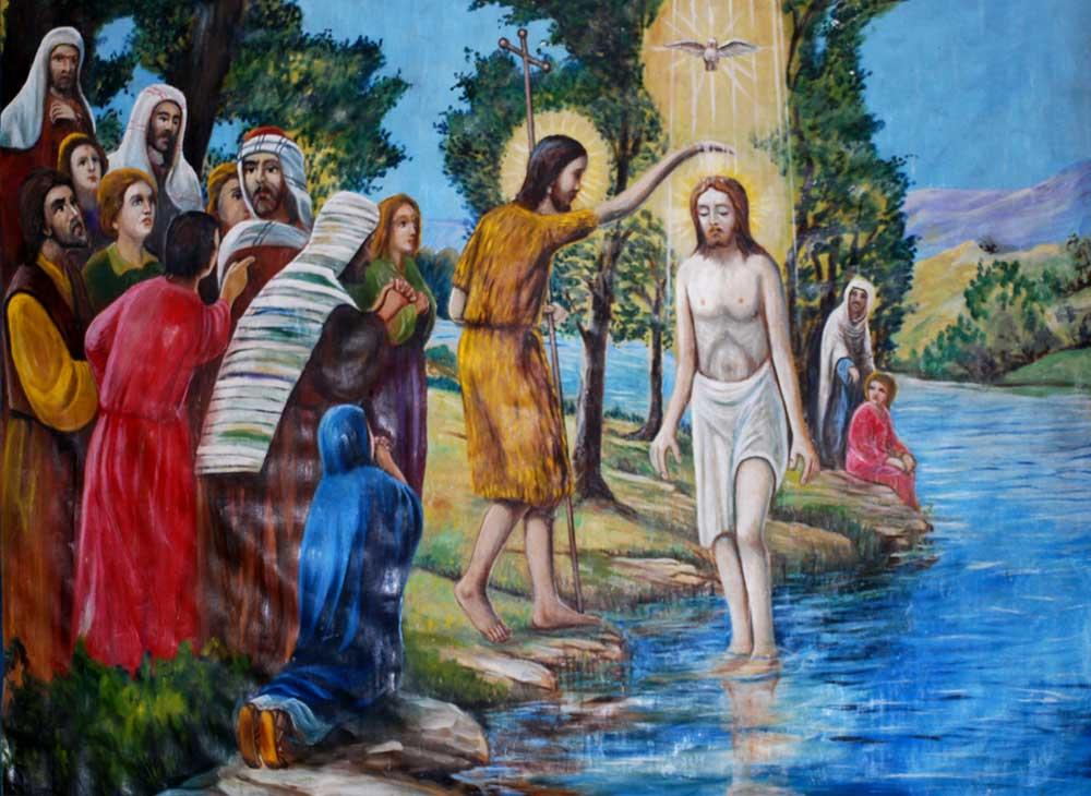 Referitor la Taina Botezului…