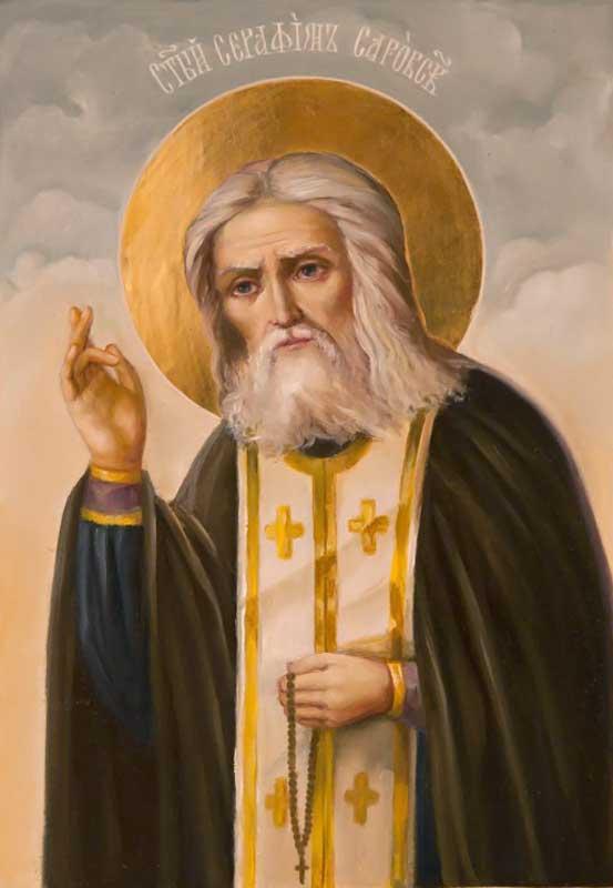 Cuviosul Părinte Serafim de la Sarov