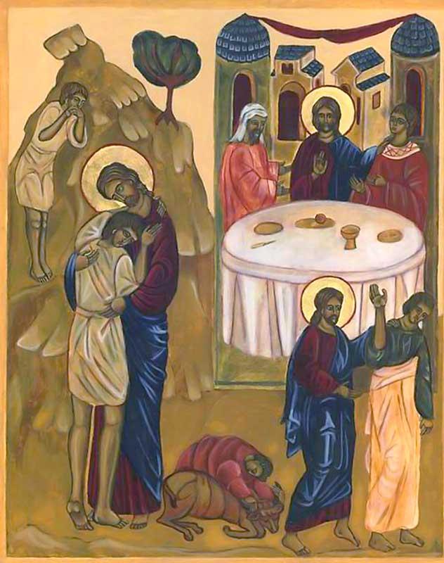 EVANGHELIA DUMINICII A 34-A DUPĂ RUSALII