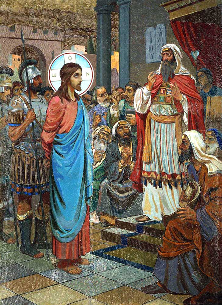 Iisus-la-Marele-Preot