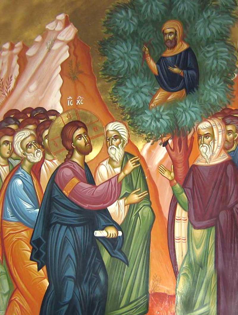 Iisus-si-Zacheu-2