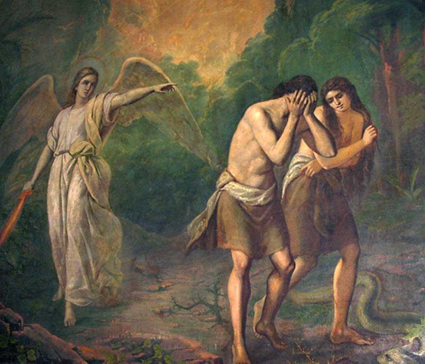 Izgonirea-lui-Adam-din-Rai
