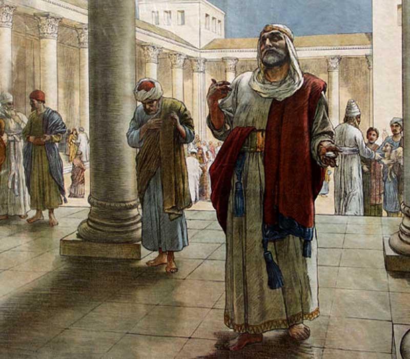 PĂZIŢI-VĂ DE ALUATUL FARISEILOR (Lc 12, 1)