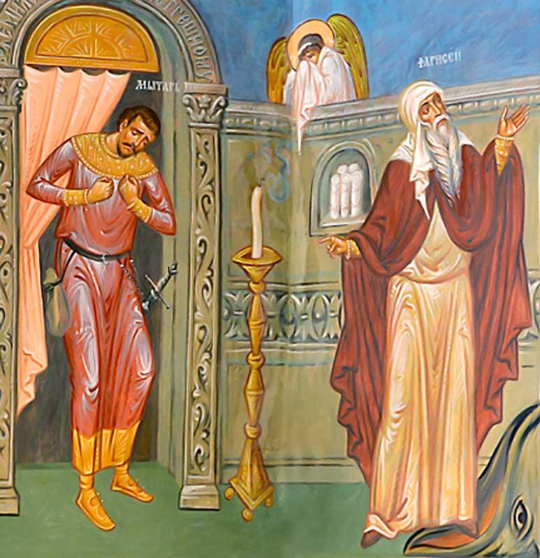 Vameşul şi fariseul … sau smerenia şi trufia