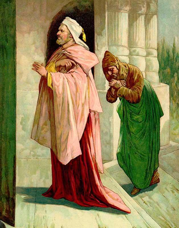 O, apostolii-mbuibării