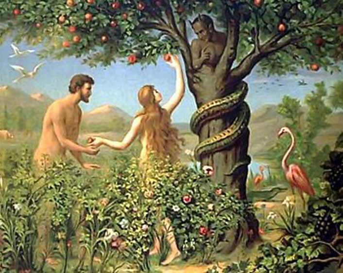 PĂCATUL LUI ADAM A FOST SPĂLAT ÎN IORDAN, DAR URMĂRILE LUI AU RĂMAS…