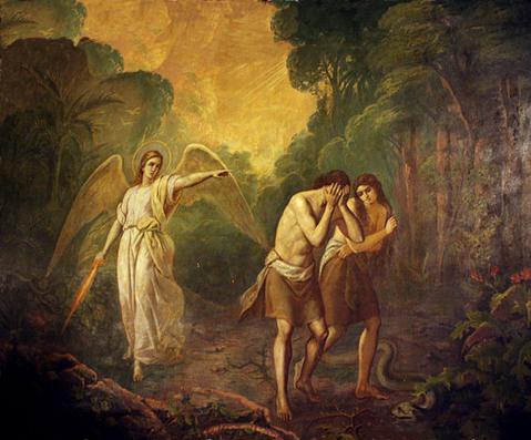 izgonirea din rai