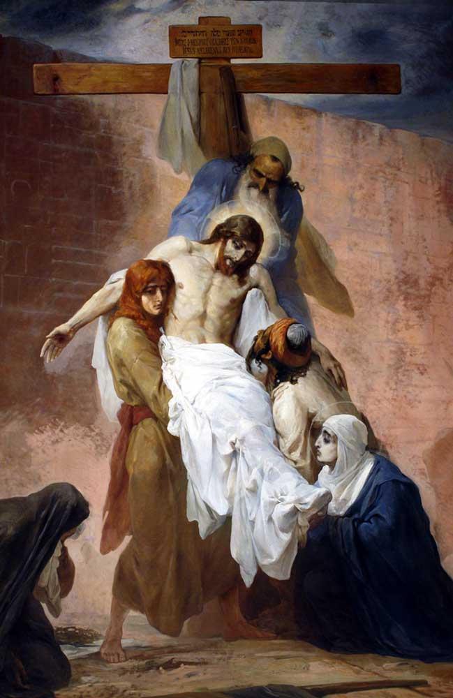 Iosif din Arimateea – sfetnicul soborului
