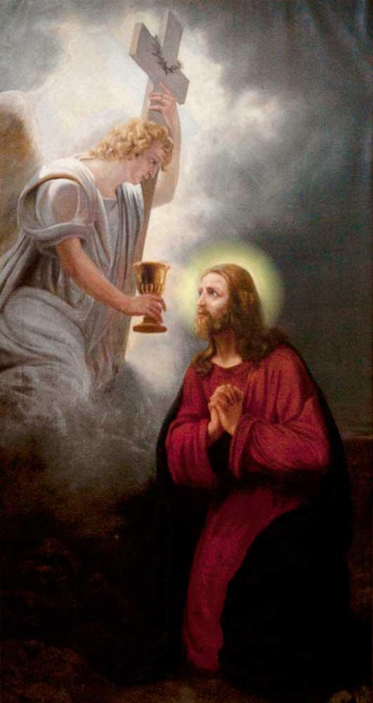 Evanghelia despre Rugăciunea Domnului şi Mântuitorului nostru pentru noi