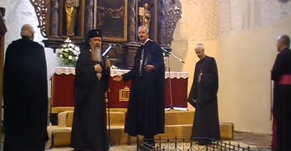 slujba ecumenica bistrita