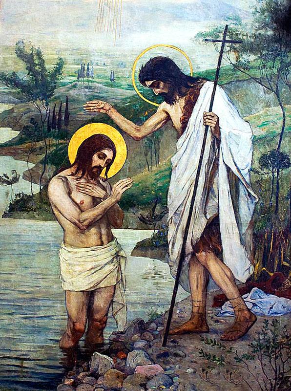 La Botezul Domnului