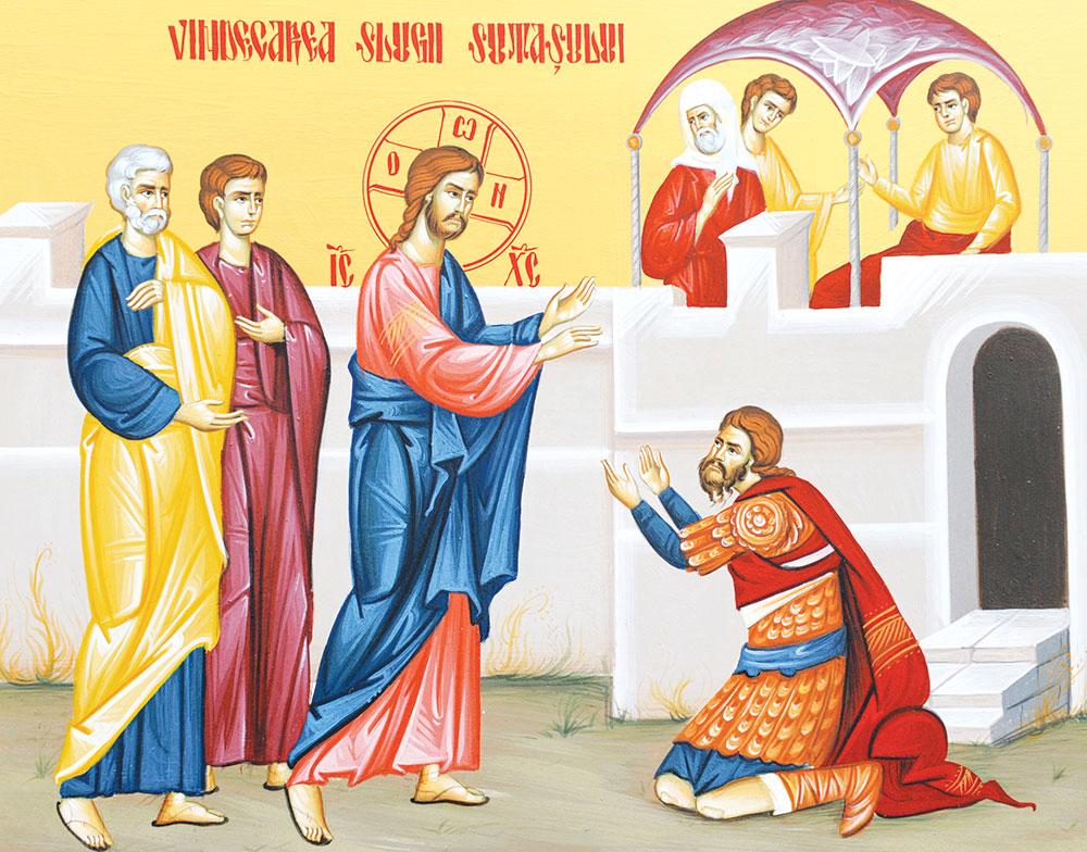 EVANGHELIA DUMINICII A 4-A DUPĂ RUSALII
