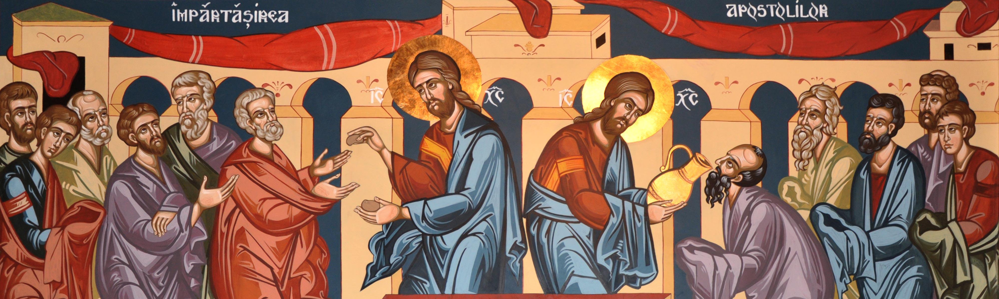 Impartasirea-apostolilor
