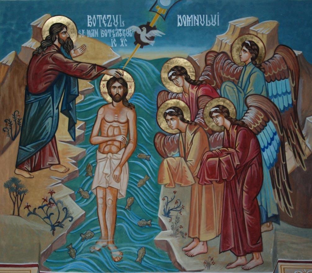 […îngropaţi împreună cu Hristos prin botez şi înviaţi împreună cu El prin credinţă]