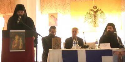 Sinaxa din Salonic a condamnat ecumenismul ca panerezie şi respinge sinodul din Creta ca eretic