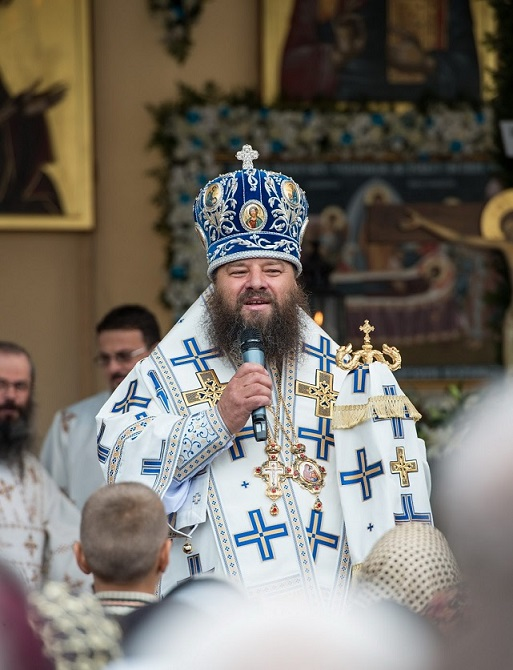Să nu vă temeți de nimic! Predica PS Longhin din Duminica Mironosițelor
