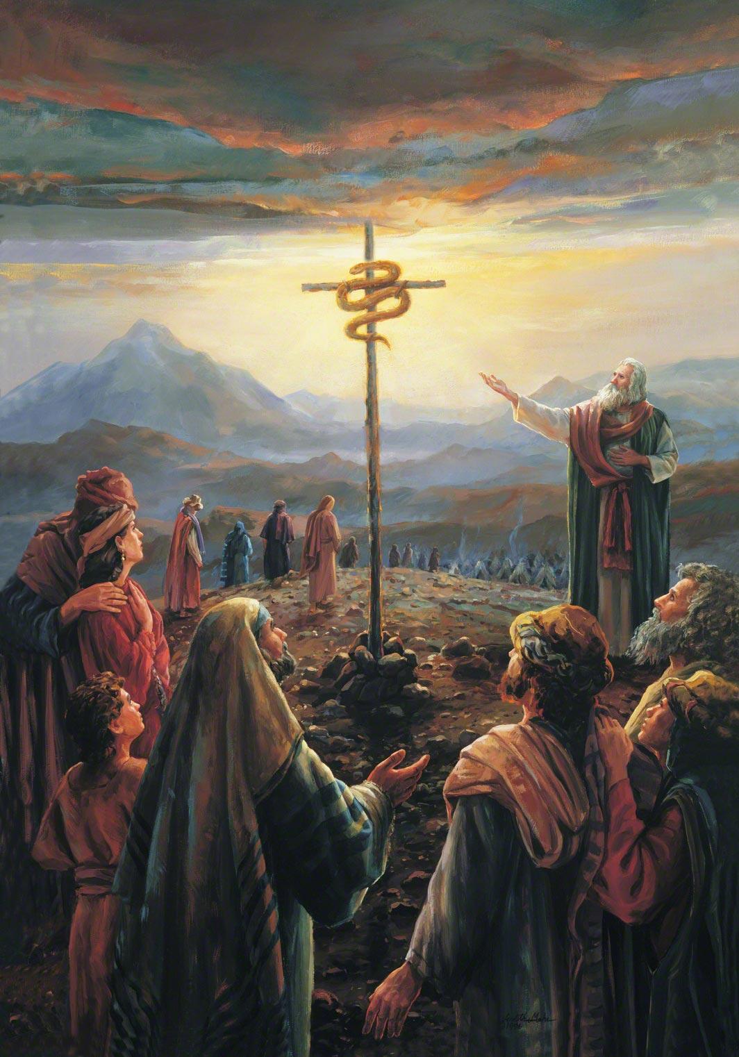 EVANGHELIA DUMINICII DINAINTEA ÎNĂLŢĂRII SFINTEI CRUCI