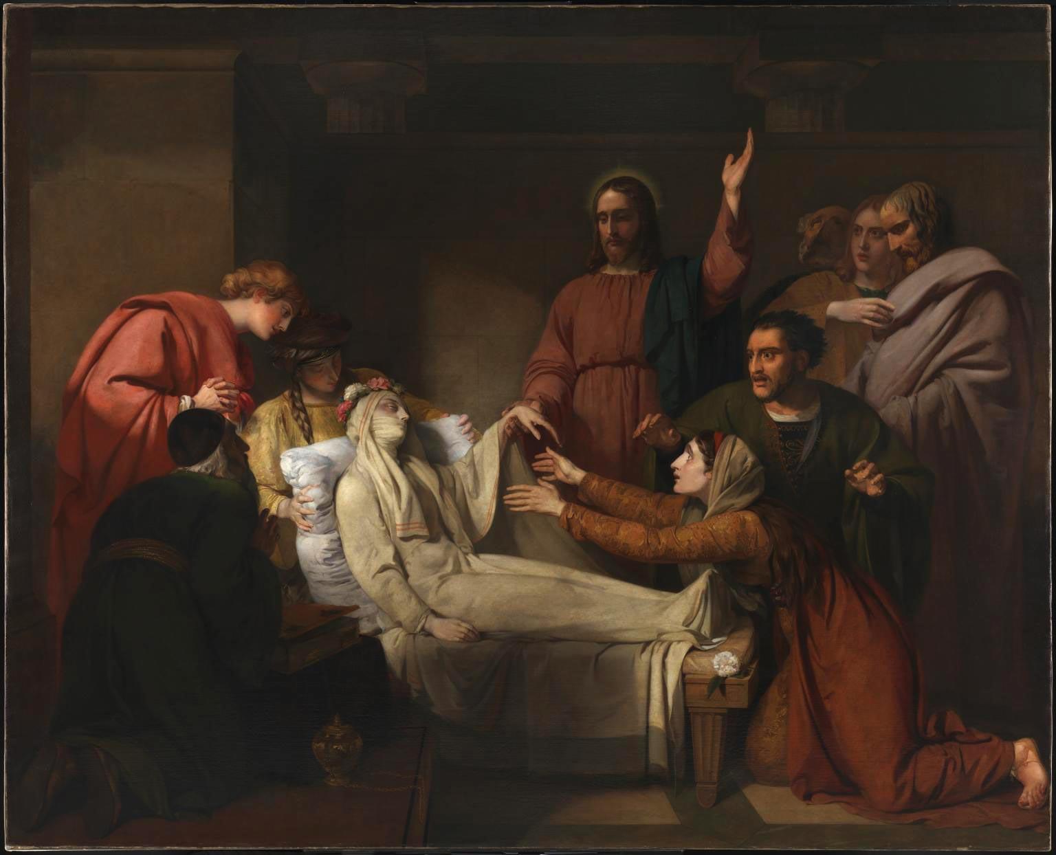 CEVA DESPRE CEI TREI MORŢI PE CARE I-A ÎNVIAT IISUS MÂNTUITORUL