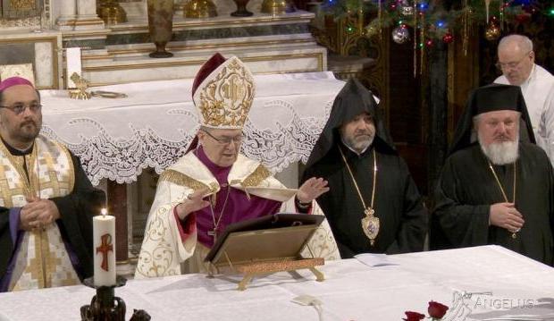 vecernie ecumenistă