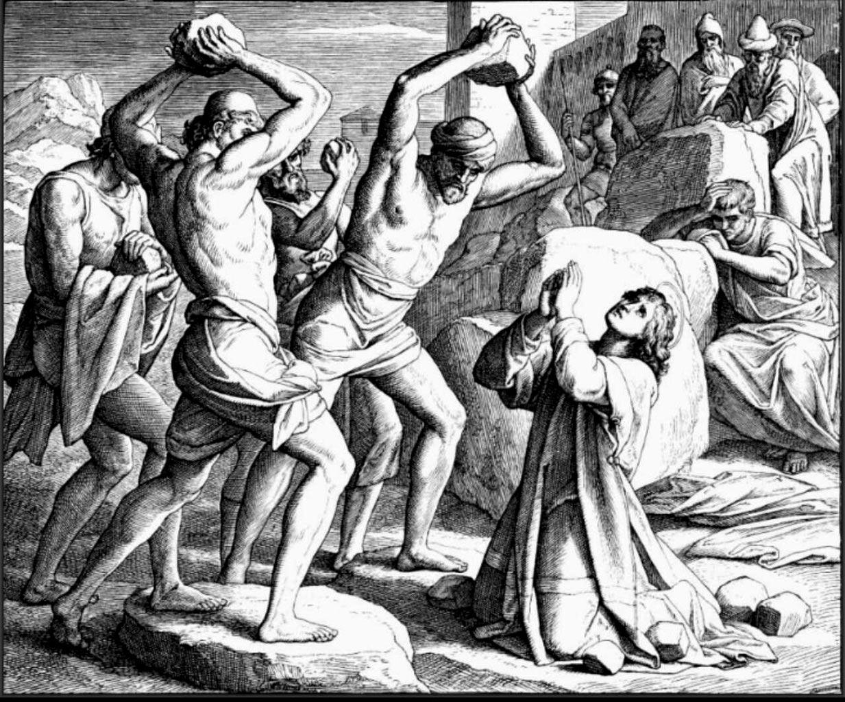 SFÂNTUL ŞTEFAN, OSTAŞ AL LUI IISUS