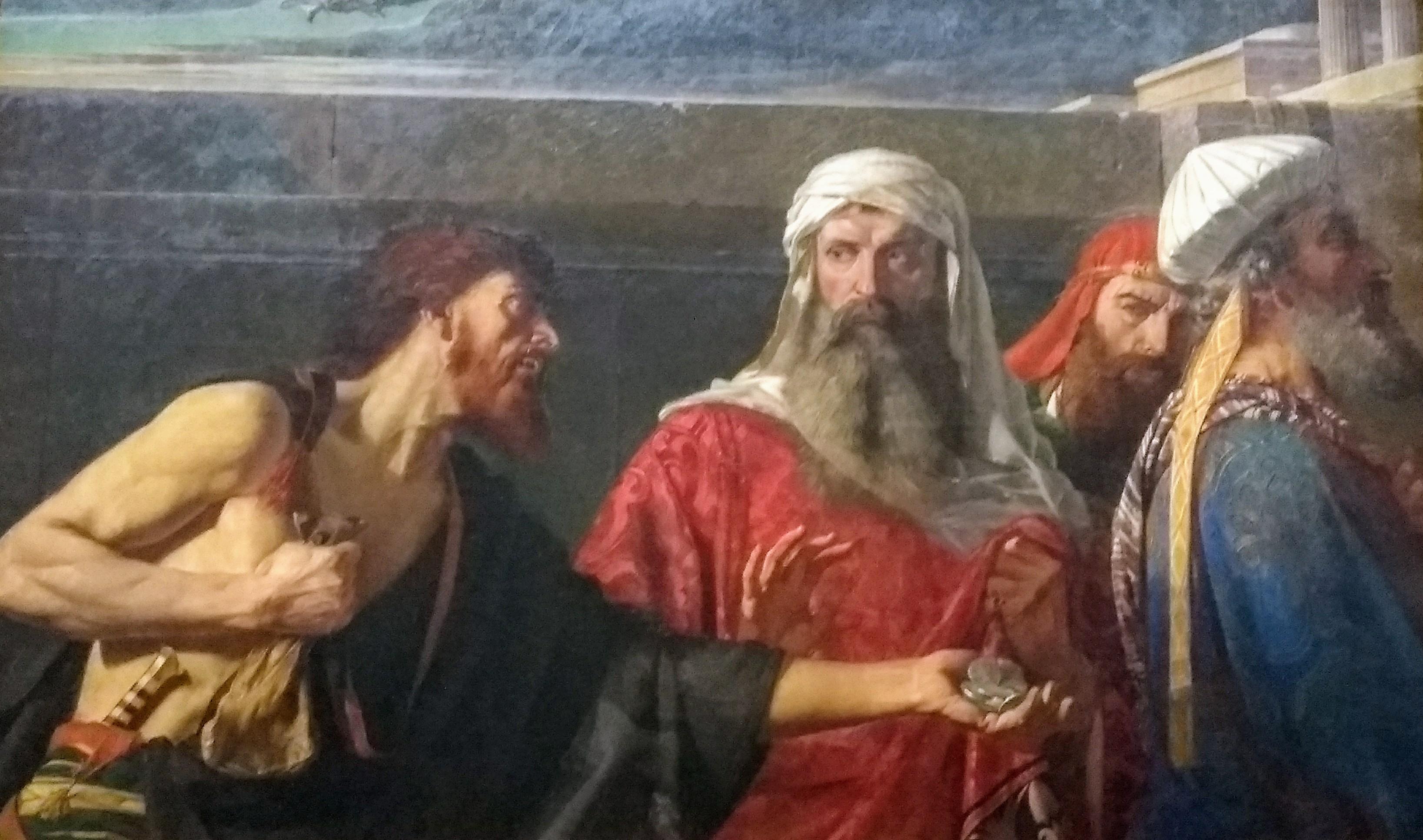 CELE DOUĂ FELURI DE CĂINŢĂ: A LUI PETRU ŞI A LUI IUDA